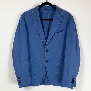 L.B.M. 1911 Mens Blue Sport Coat